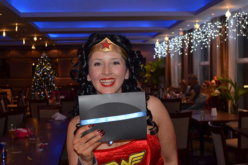 80'S NIGHT IN NEWQUAY RAISES HUNDREDS OF POUNDS FOR LOCAL CHARITIES