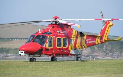 TOURISM SUPPORT FOR CORNWALL AIR AMBULANCE